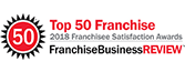 Top 50 Franchise - Franchise Business Review