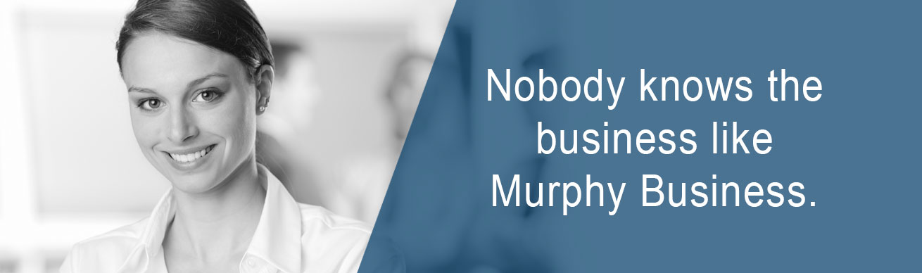 Murphy Business franchise business broker